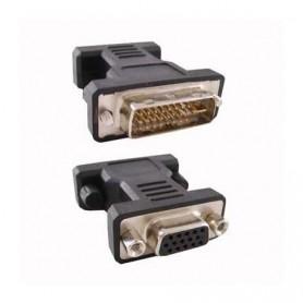 ADAPTADOR DVI+5 M - VGA