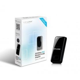 T. RED USB TP-LINK nano 300Mb (TL-WN823N)