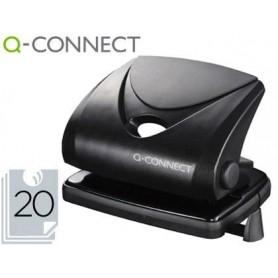 TALADRADOR Q-CONNECT KF01234 NEGRO ABERTURA 2MM 20