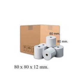 ROLLO TERMICO 80X80x12 (48Ud por caja)