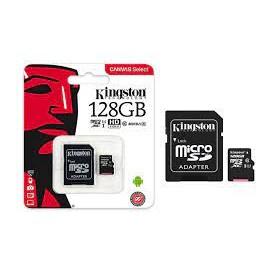 MICROSD HC CANVAS 128GB KINGSTON