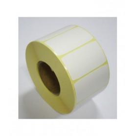Etiqueta adhesiva term 57x44 mm 600Ud congelado