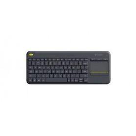 Teclado LOGITECH K400 Plus Wireless Negro