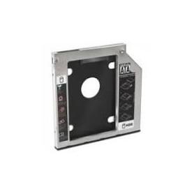 ADAPTADOR HDD 9.5MM A OPTICO PORTATIL 12MM