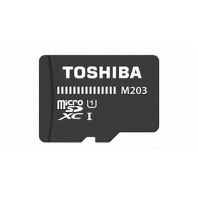 TOSHIBA MICRO SD M203 64GB UHS-1 CLASE 10 + ADAPTA