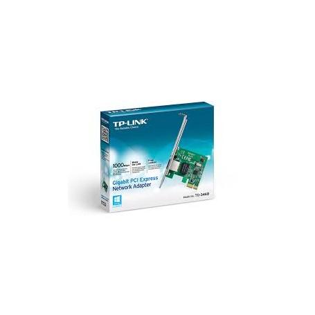 T. RED PCIe TP-LINK 10/100/1000LP