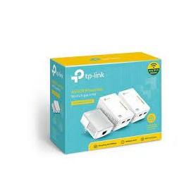 TP-LINK POWERLINE TL-WPA4220T KIT 3UD